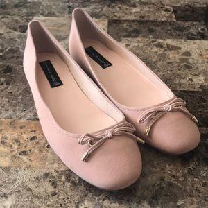 Steve Madden 'Steven' Leather Ballet Flats 🎀